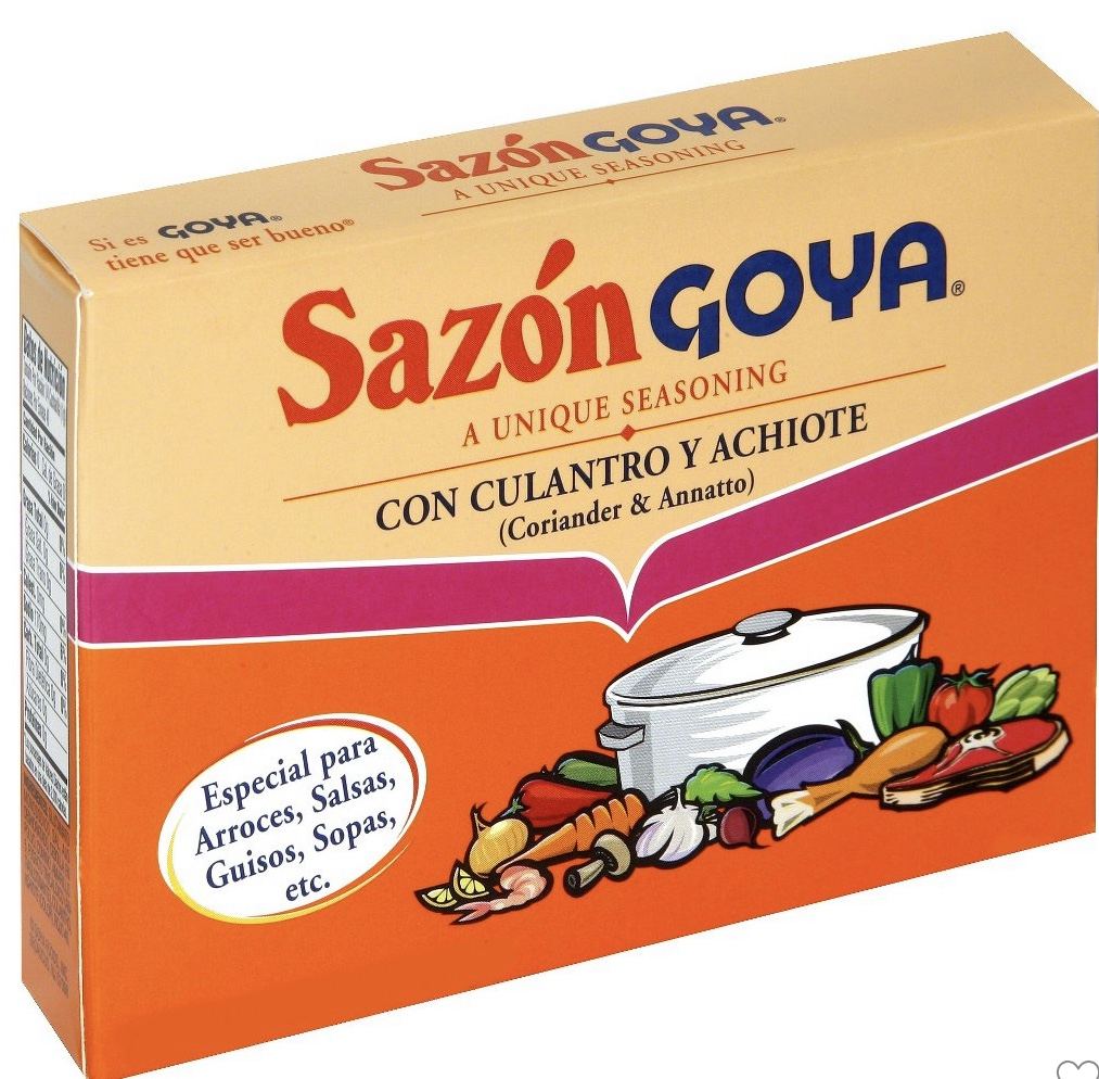 How to make Sazón